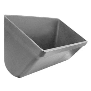 AD Din bucket for elevator industrial equipment