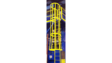 safety racking ladder