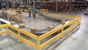 Racking Safety Rails
